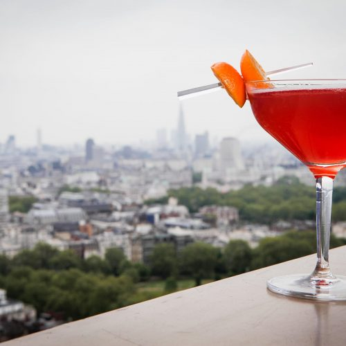 Cocktails with a view